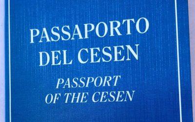 PASSAPORTO DEL CESEN