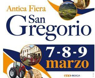 Antica Fiera di San Gregorio 7-8-9 marzo 2020