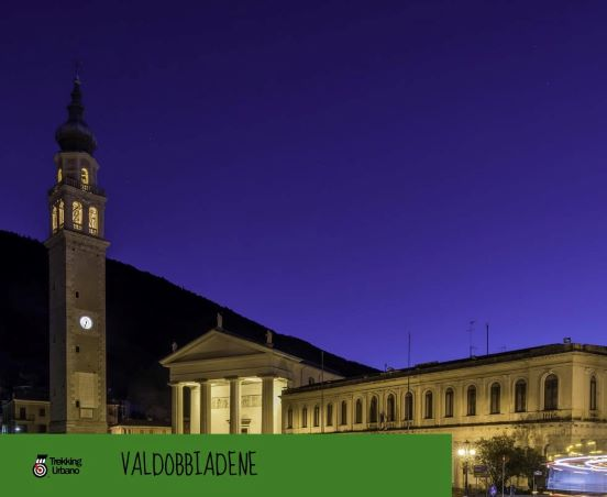 Trekking Urbano Valdobbiadene – 02.11.2019